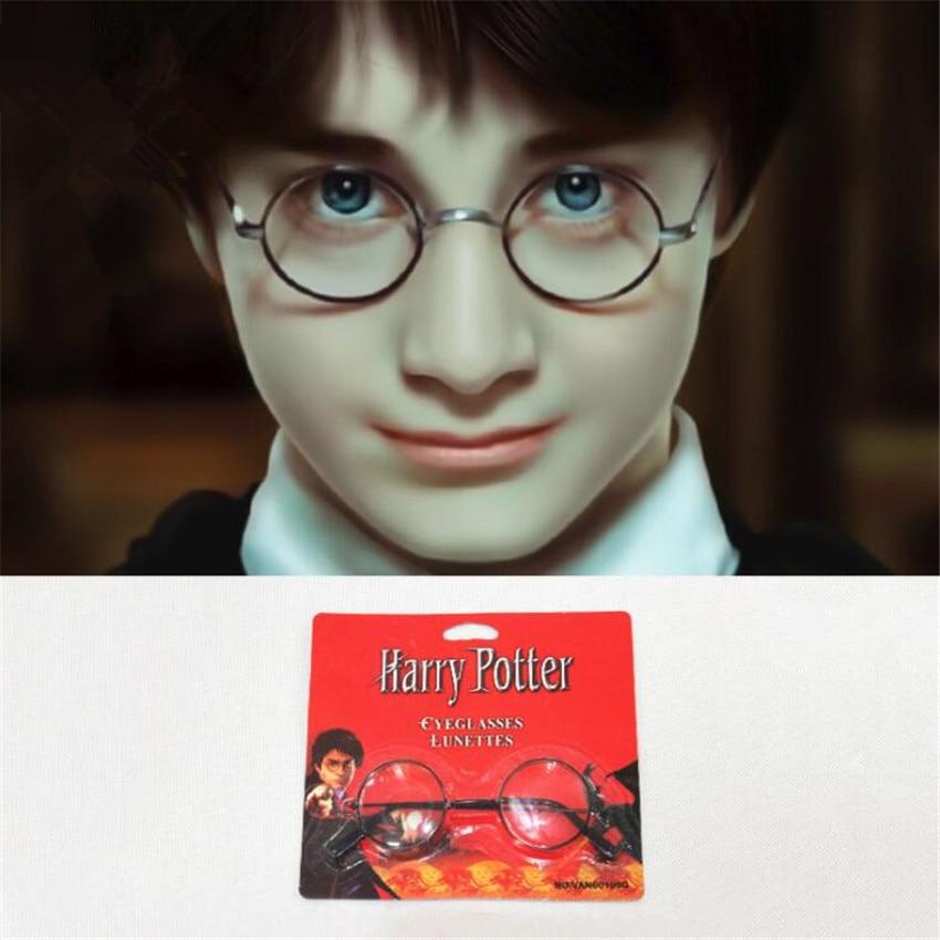 Anime Harry Potter Cosplay props Gafas hombres mujeres niños moda ...