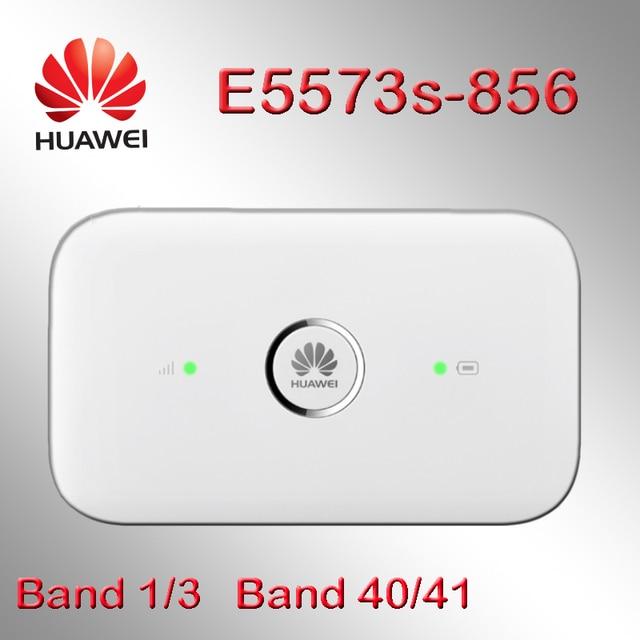 Sbloccato huawei e5573 4g wifi modem E5573s 856 mifi router con sim card  lte industriale slot per schede di tasca