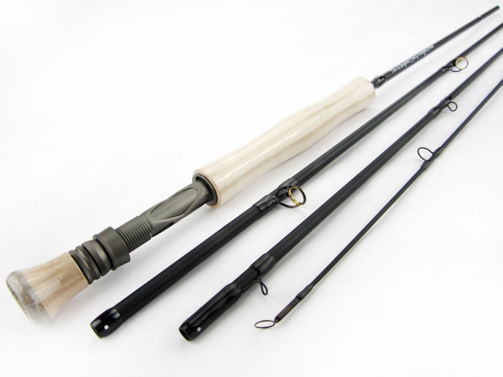 Aventik IM12 Japan Nano Bass fly rods-inshore 7FT 9in 8wt 4sec Fast Action