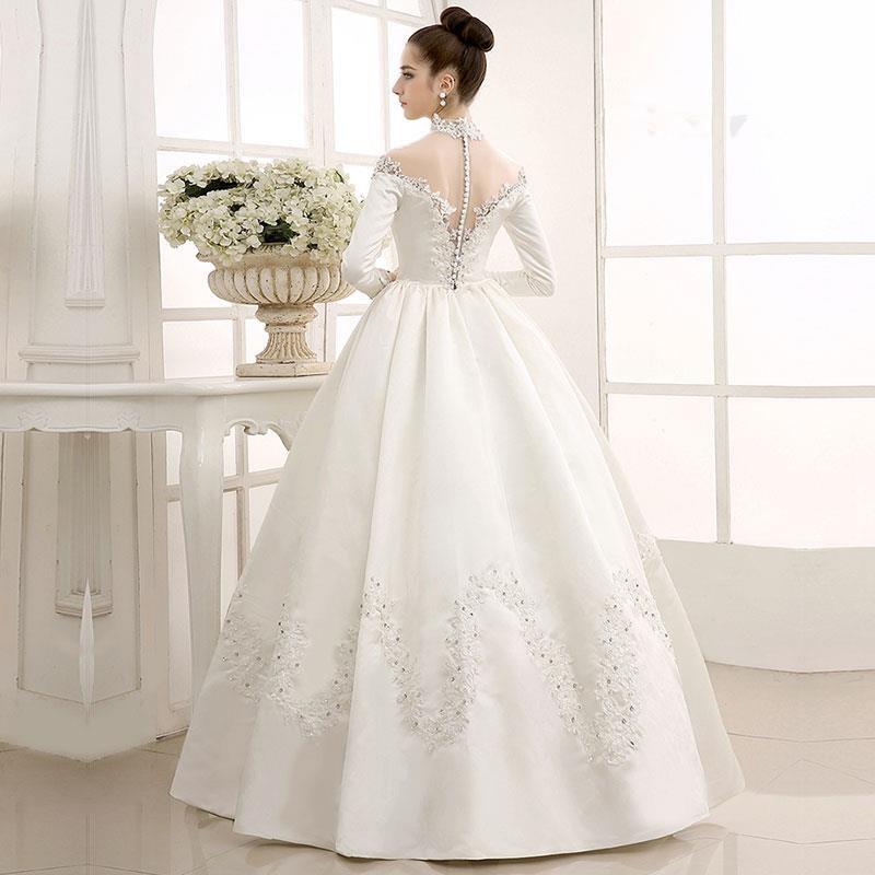 traje de novia 2016 vestido de novia de encaje vestido de novia de