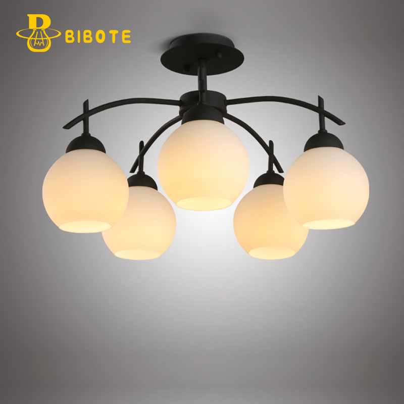 Modern Led Ceiling Lights With Led bulbs For Kitchen Kids Bedroom Home Modern Led Ceiling Lamp Fixture lustres Free shipping free shipping modern contemporary kids bedroom balloon celing lights creative white fashion ceiling lamp e27 led bulb for home