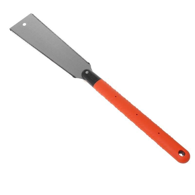 Hand Ziehen Sah 250D feinzahnigen Tragen Widerstand Nicht-Slip Griff Holzbearbeitung Haushalt Werkzeug Trimmen Gartenarbeit Beschneiden