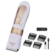 Electric Hair Trimmer Barber Salon Shaving Haircut Machine Professional