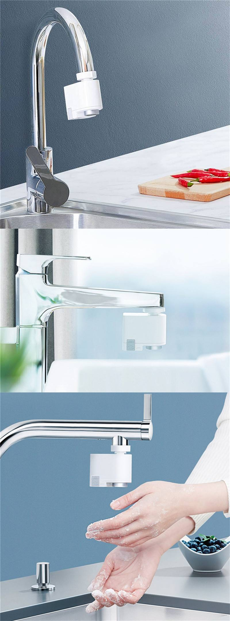 Xiaomi Mijia Touchless Water Saving Device with Automatic Sense