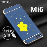 Xiaomi Mi6 Case Mi 6 Back Cover MOFi Originla Xiami Mi6 Luxury Case Xiaomi Mi6 Cover