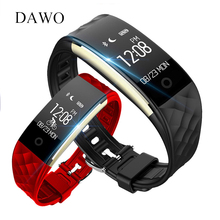 UWatch New Smart Bracelet Wristband Bluetooth 4.0 Fitness Tracker Heart rate Monitor Swimming For Reloj Inteligente
