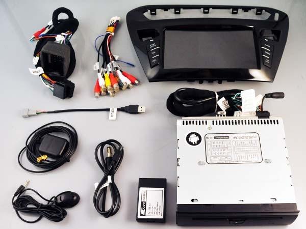 Android 8.1.0 2 gb ram voiture dvd lecteur Audio POUR PEUGEOT 301 2012/CITROEN ELYSEE gps Multimédia tête dispositif unité récepteur BT WIFI