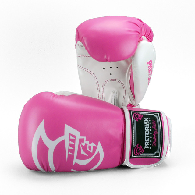 Pretorian 10/12/14OZ Kids Adults Women Men Boxing Gloves MMA Sanda Muay Thai Boxe Mitts Pro Punch Training Equipment 2017DBO