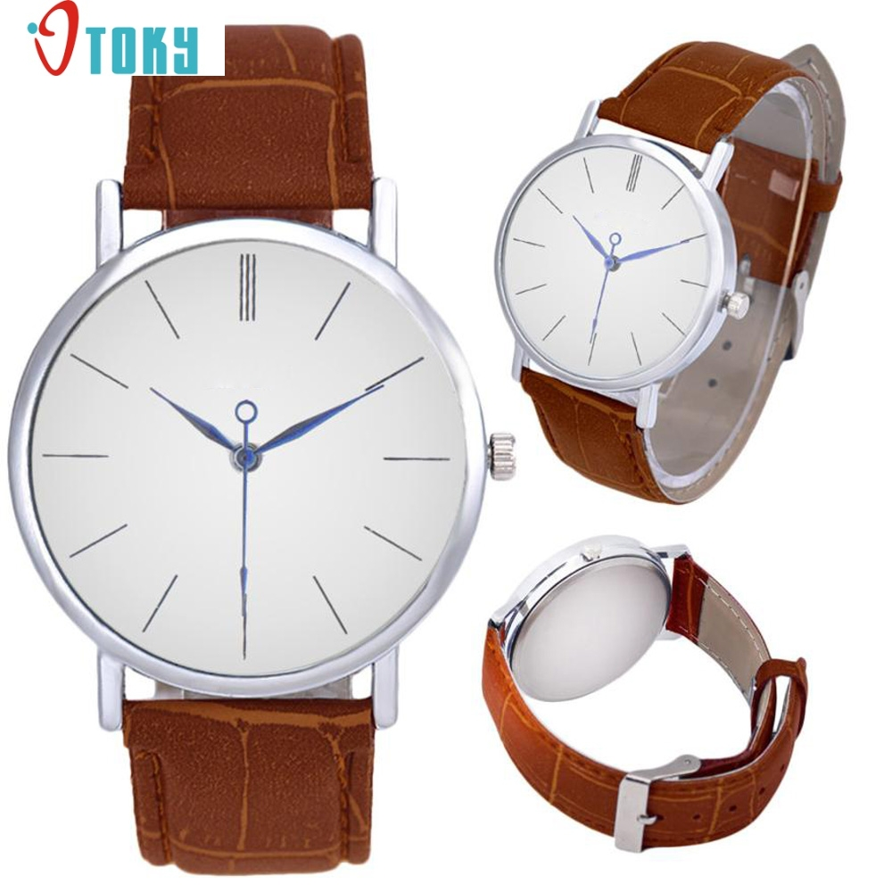 34fd4b43c Novel wrist watch men Unisex Band Analog Quartz Business Wrist Watch Ap12  Dropshipping-in Quartz Watches from Watches on Aliexpress.com | Alibaba  Group