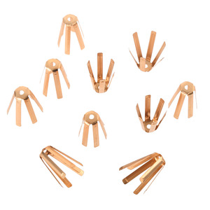 Image 3 - gohantee 50Pcs/100pcs Golf Brass Adapter Spacer Shims Model 0.335 And 0.350 24mm Fit For Golf Shafts Golf Club Heads Accessories