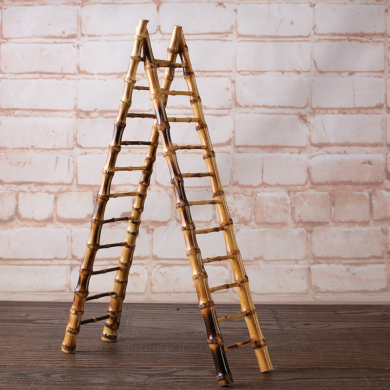 Cup Drying Bamboo Ladder 2