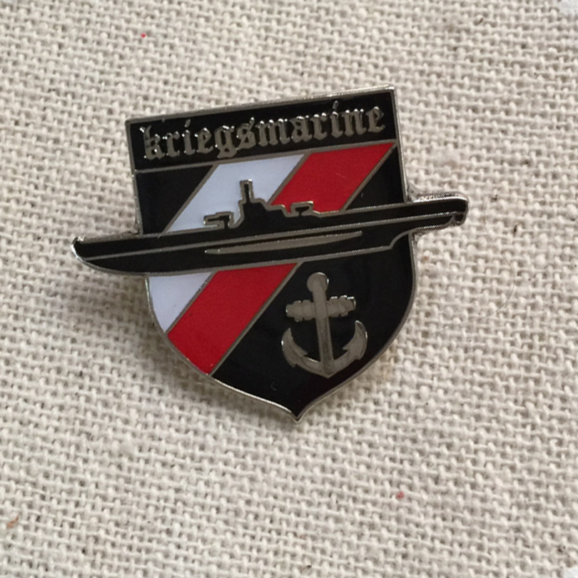 Aliexpress com : Buy 10pcs wholesale WW2 German Military Army U Boat Pins  and Badges Soft Enamel with Epoxy Metal Brooch Soviet Badge from Reliable
