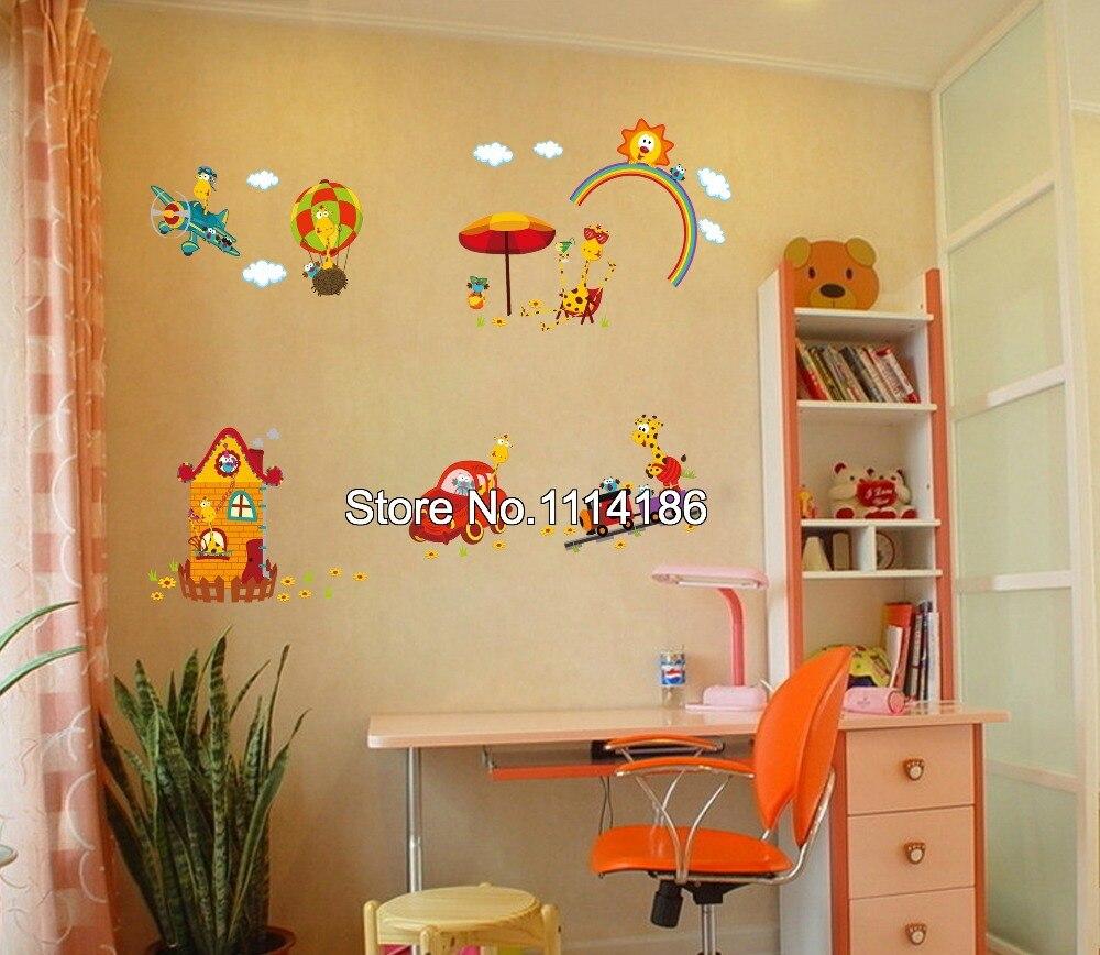 Nice Wall Decor For Kids Room Inspiration - Wall Art Collections ...