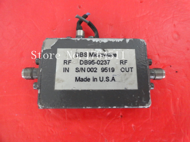 [BELLA] NARDA DB95-0237 12V SMA Supply Amplifier