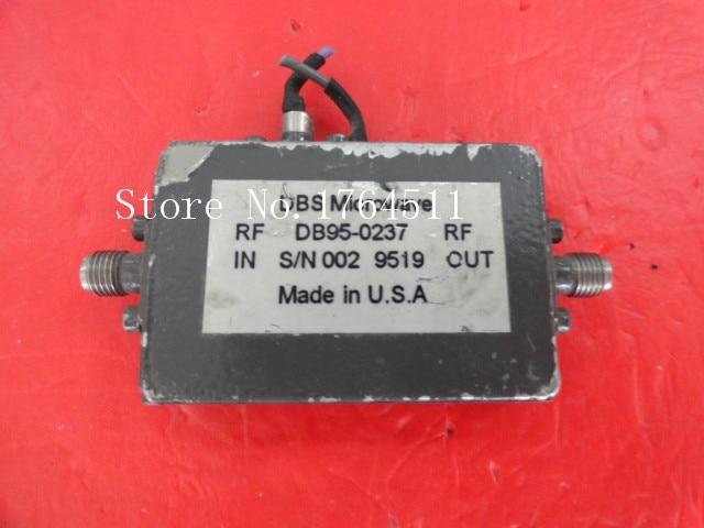 [BELLA] NARDA DB95-0237 12V SMA Supply Amplifier