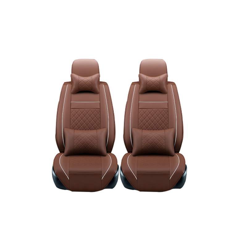 (2 front) Leather Car Seat Cover For Opel Astra h mokka insignia Cascada corsa adam ampera Andhra zafira car accessorie for opel astra zafira meriva ampera agila corsa new brand luxury soft pu leather car seat cover front