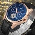 Relogio Masculino AILANG Herren Uhren 2019 Saphir Herren Uhr Top Marke Luxus Automatische Mechanische Uhr männer wasserdichte NEUE-in Mechanische Uhren aus Uhren bei