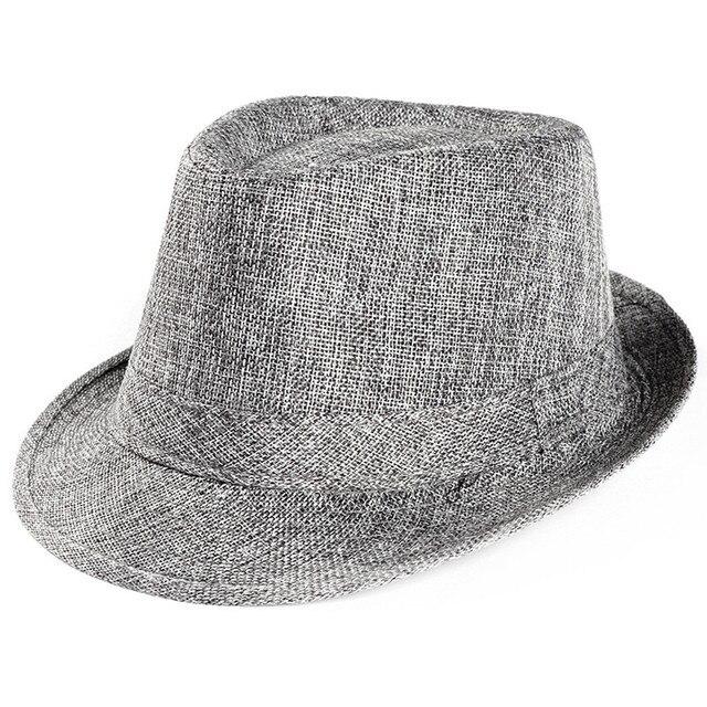 Hot Fashion Summer Casual Unisex Beach Trilby Sun Hat Straw Women Men Cap Beach Sun Hat Band Sunhat In Summer for 624