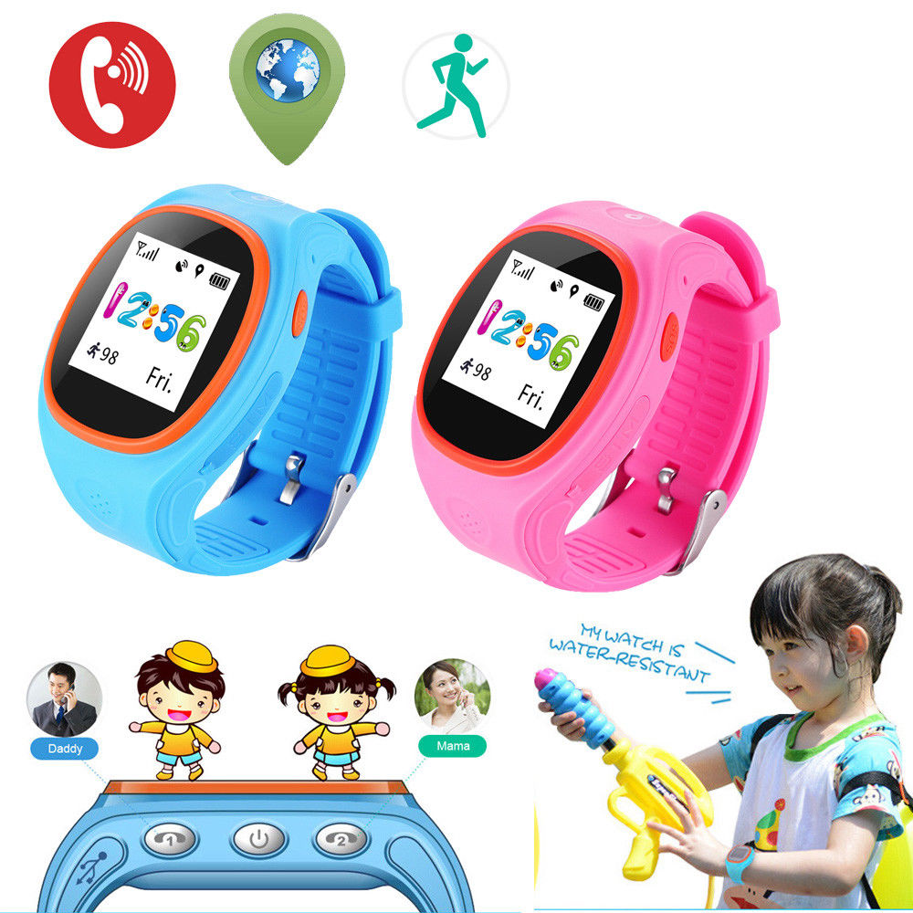 Kids smartwatch S866 gps smart watch with wifi gps tracking Passometer Dial Call smartwatch phone keep child safe watchphone