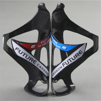 Special Offer FUTURE Bottle Holder Cage Carbon Water Bottle Cages Bicycle Bike Men Women Cycling Cage