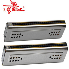 Swan 24 Holes Both Sides Harmonica C & G key Mouth Ogan 24 Armonica Musical Instruments Tremolo Harmonica  24 Double Mouth Ogan
