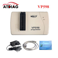 Wellon VP598 Universal Programmer Upgrade Version Of VP390 Programmer With Multi Languages DHL Free Shipping