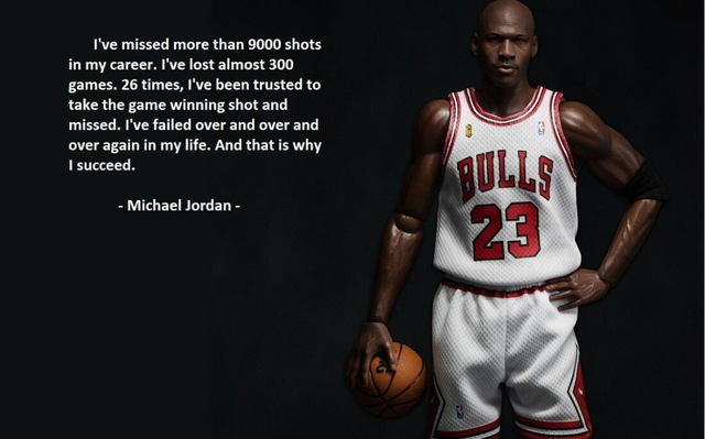 Frete Grátis Michael Jordan Motivacional Citações Inspiradas Art Silk Esporte Poster 24x36 Polegadas