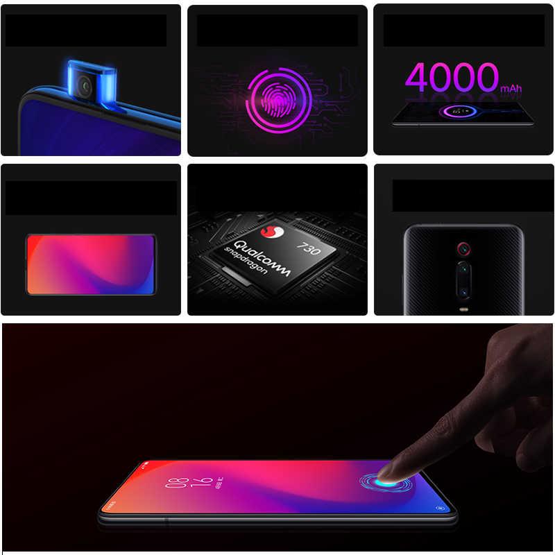 "Xiaomi Redmi K20 Mi 9T 6GB 64GB глобальная версия Snapdragon 730 48MP камера 4000mAh 6,39 ""In-screen Fingerprient смартфон"