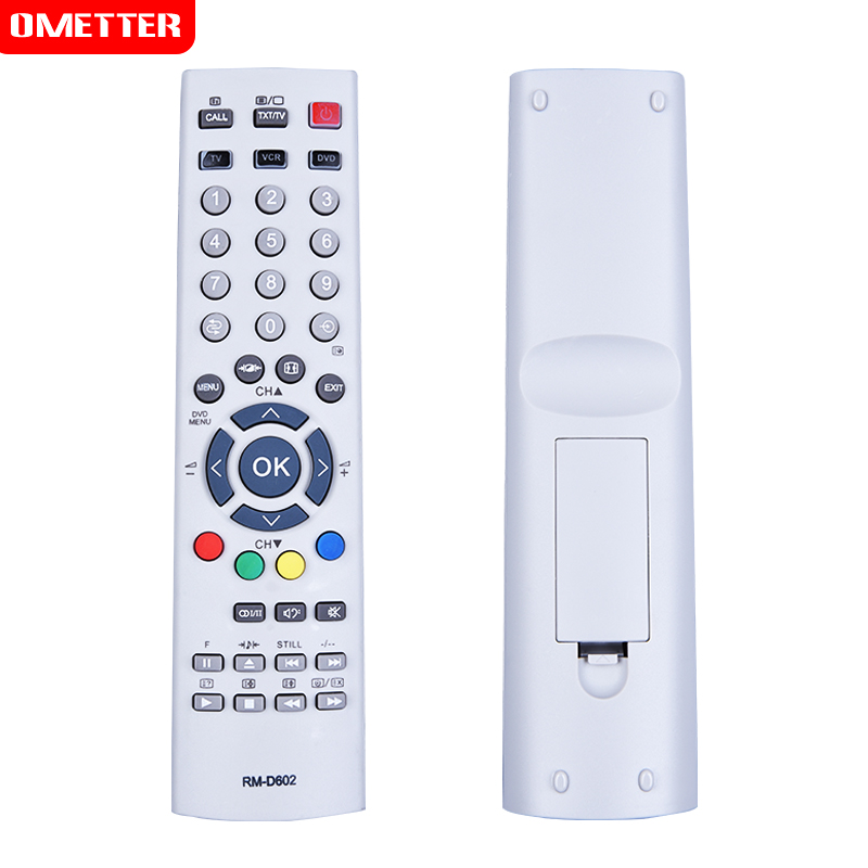 RM-D602 For TOSHIBA LCD LED TV/DVD Remote Control Replace CT