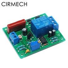 Cirmech luz-operado interruptor módulo autocontrol para distribuidor de água assassino mosquito elétrico usado kit diy