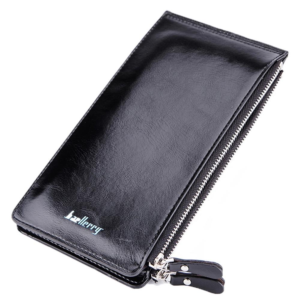BAELLERY High Quality Women's Purse Fashion Women Wallet Leather