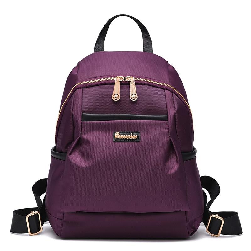 New Elegant Backpack Schoolbag Bags for Teenagers Mini Urban Backpack for Teenage Girls Kids 2016 Traveling