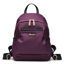Nueva Elegante Mochila para Adolescentes Bolsas de Mini Mochila Urbana para Las Adolescentes Niños 2016 Viajar Kawaii Nylons Batohy
