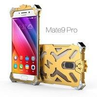 Simon Thor Ironman Body All Metal Aluminum Hard Rugged Phone Case For Huawei Mate 9 Mate9