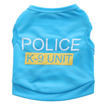 """Police "" Pet Clothes"