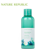 Nature Republic 180ml Face Toner Polynesia Lagoon Water Hydro Skin Hydrating Moisturizing Oil Control Soothing All Skin Type hydra b5 soothing foam cleanser 180ml