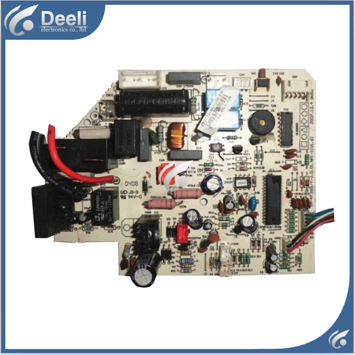 95% NEW for air conditioning computer board KFR-26GW/DY-V pc board control board on sale лоферы mango man mango man he002amzsf07