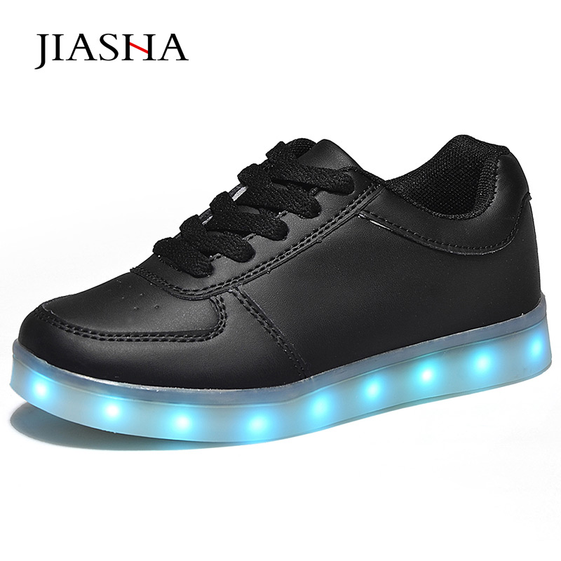 Led luminous casual shoes woman 2017 hot colorful led shoes for adults women shoes new 2017 fashion women shoes led for adults schoenen casual chaussures lumineuse light up shoes femme luminous gold silver shoes