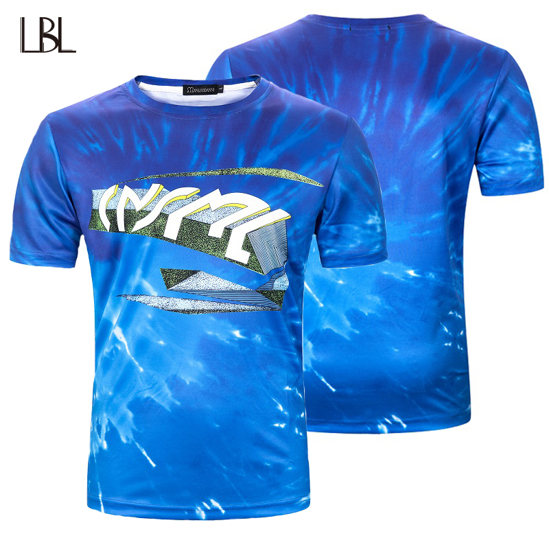 Fitness T-shirts Men Outwear Mens Tshirts Streetwear Mans Sportswear Tee Shirts Skateboard Tees Male Brand Clothing Summer Tops