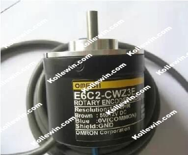 E6C2-CWZ3E 720P/R Rotary Encoder New in box . e6a2 cs5c 50p r rotary encoder new e6a2cs5c 50p r 50pr compact size e6a2 cs5c