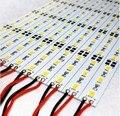6/10/20pcs 50cm Hard Rigid led Bar light 12V 0.5m 36 led SMD 5630/5730 Aluminum Alloy Led Strip light 1450-1800LM Free Shipping