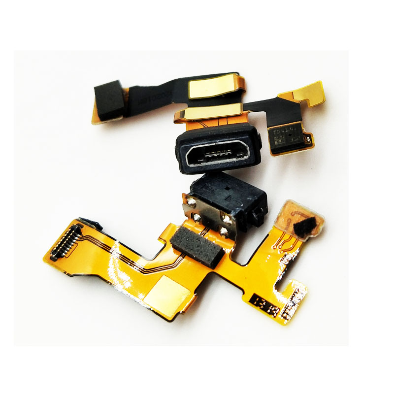 For Nokia Lumia 1020 Micro USB Charge Charging Port Dock Connector Flex Ribbon Cable Replacement Parts