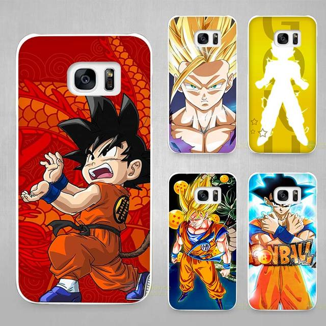 Dragon Ball Z Master Roshi White Case Cover for Samsung Galaxy