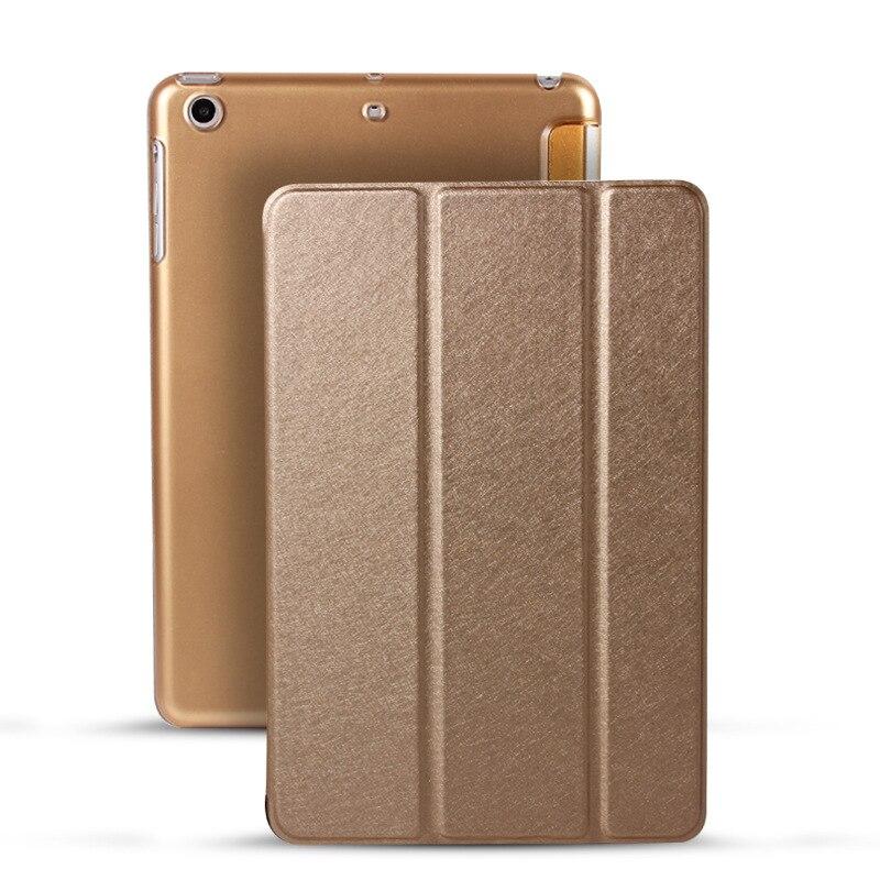 PANSOPHY Lüks Ipek Deri Kılıf Keçe Apple iPad 2/3/4 Akıllı CASE - Tablet Aksesuarları - Fotoğraf 3