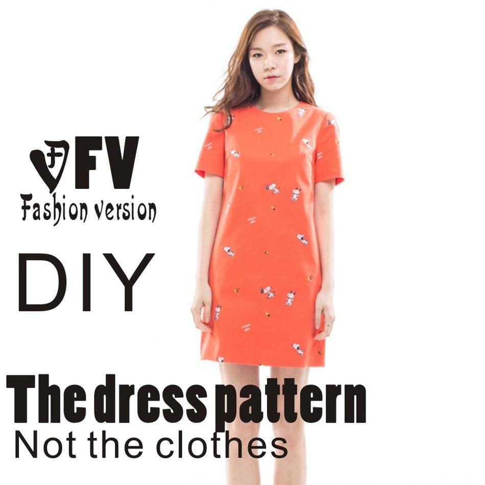 a1be206039681 فساتين ملابس الخياطة نمط قالب قطع الرسم ديي ((وليس بيع الملابس)) blq-181