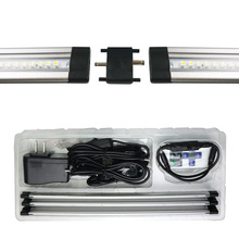 3pcs/set SMD3528 LED Under Cabinet Light Kit with Remote Control LED Hard Rigid Bar DC12V Output Led tube Cupboard Kitchen Light