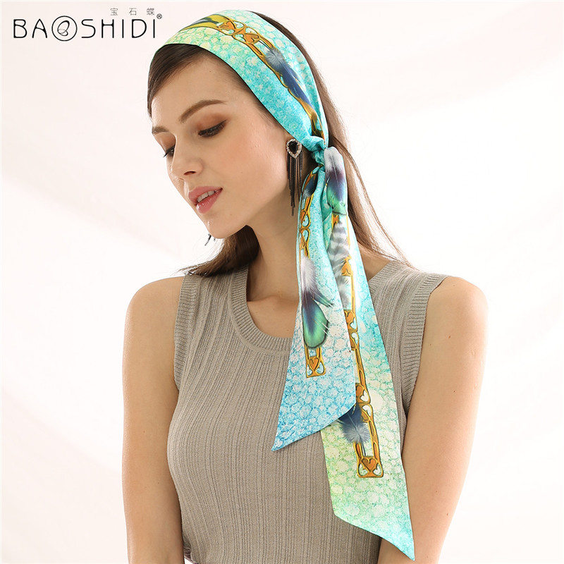 Online Buy Wholesale small neck scarves from China small