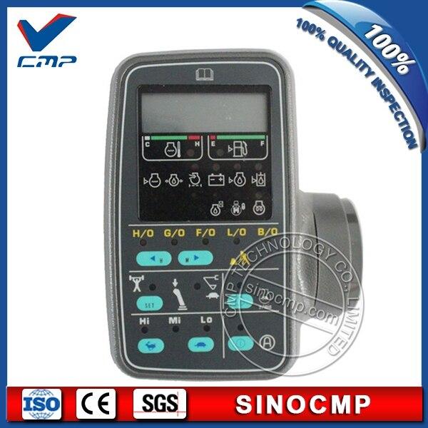 7834 72 4001 7834 72 4002 Excavator Monitor for Komatsu PC200 6 PC200LC 6 PC210 6 PC210LC 6