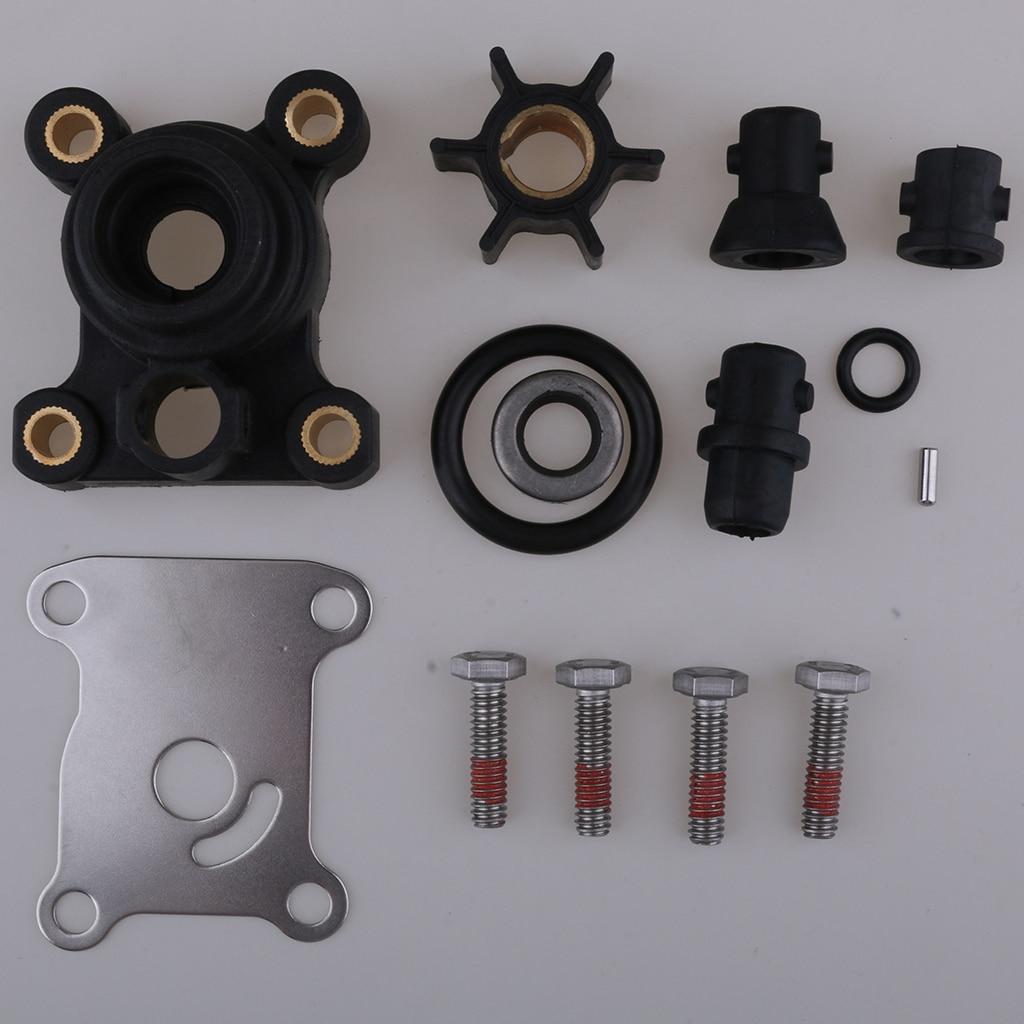 394711 Kit Pompa Acqua Per Johnson Evinrude OMC Fuoribordo 9.9 15hp Barca Motori
