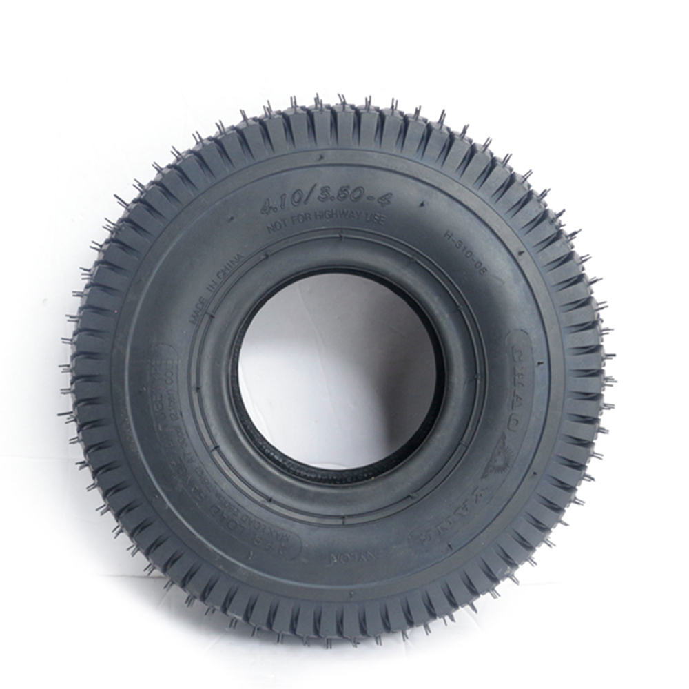 Tire 4 10 3 50 4 Fits many gas and electric scooters ATVS Mini motorcycle 410